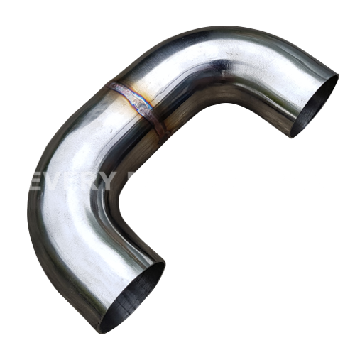 D/'échappement Y-Pièce en T 3 in Acier Inoxydable T304 Mandrin Bend Custom pipe environ 7.62 cm